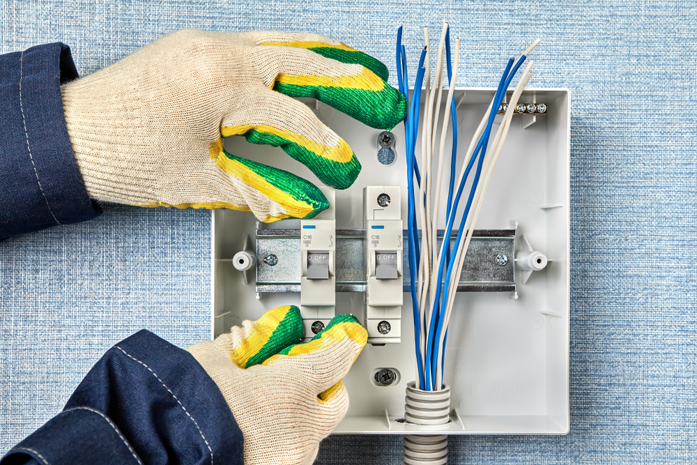 Electric Panel Replacement